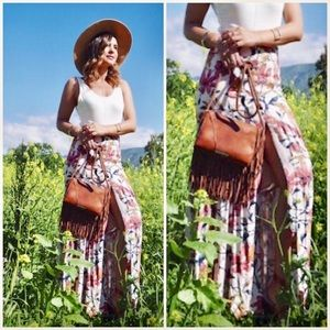 {Free People} Maxi Skirt